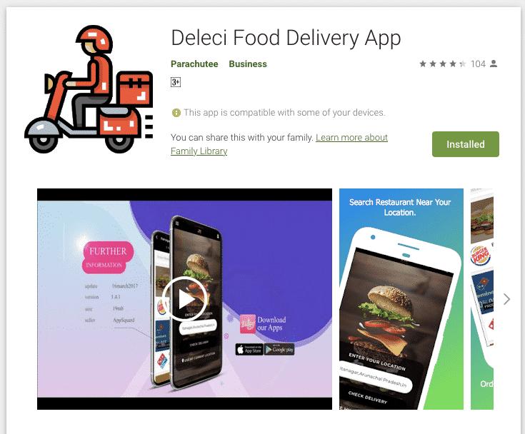 deleci.com google play app