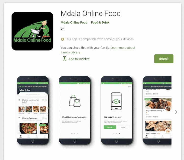 mdalafoods app-SocialAdFunnel