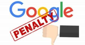 Google Penalty - SocialAdFunnel